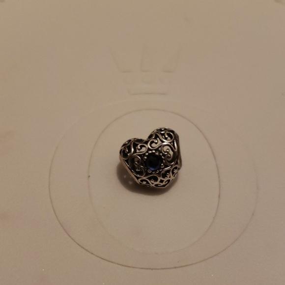 Pandora Jewelry - RETIRED September Birthstone Pandora Charm